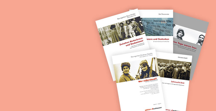 Themenbild Verlagsprogramm edition mauthausen